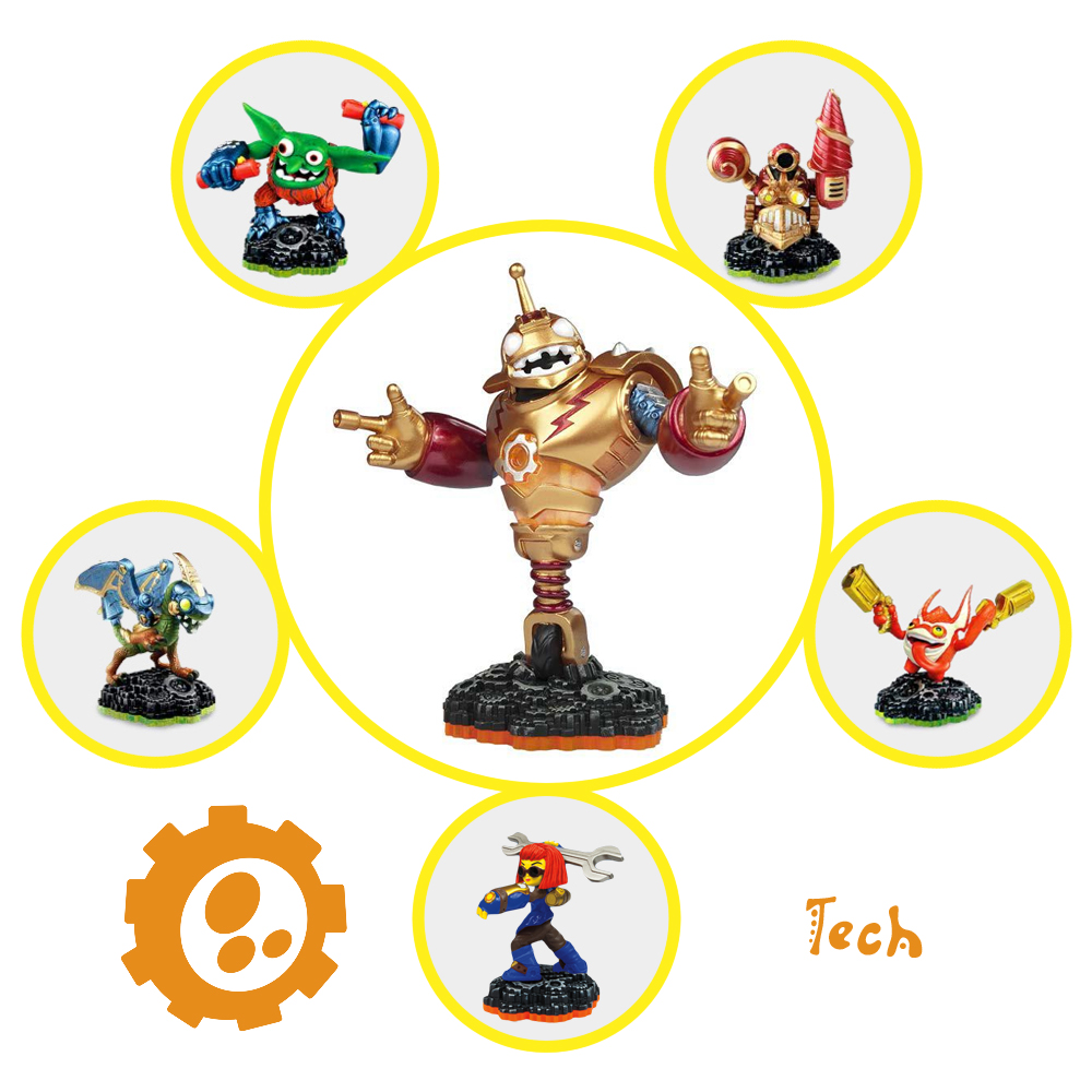 Tech Symbol Skylanders | www.imgkid.com - The Image Kid ...