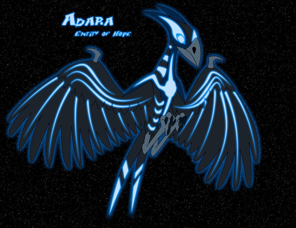 Adara :Entity of Hope: by Xelku9 on DeviantArt
