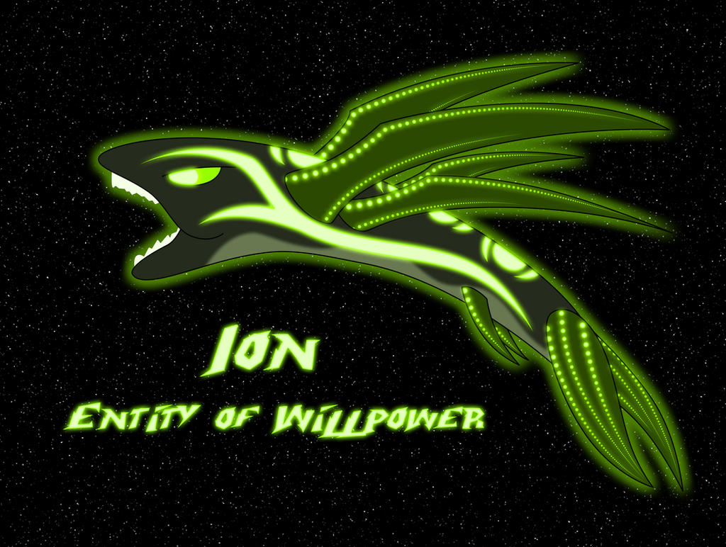 Ion :Entity of Willpower: by Xelku9 on DeviantArt