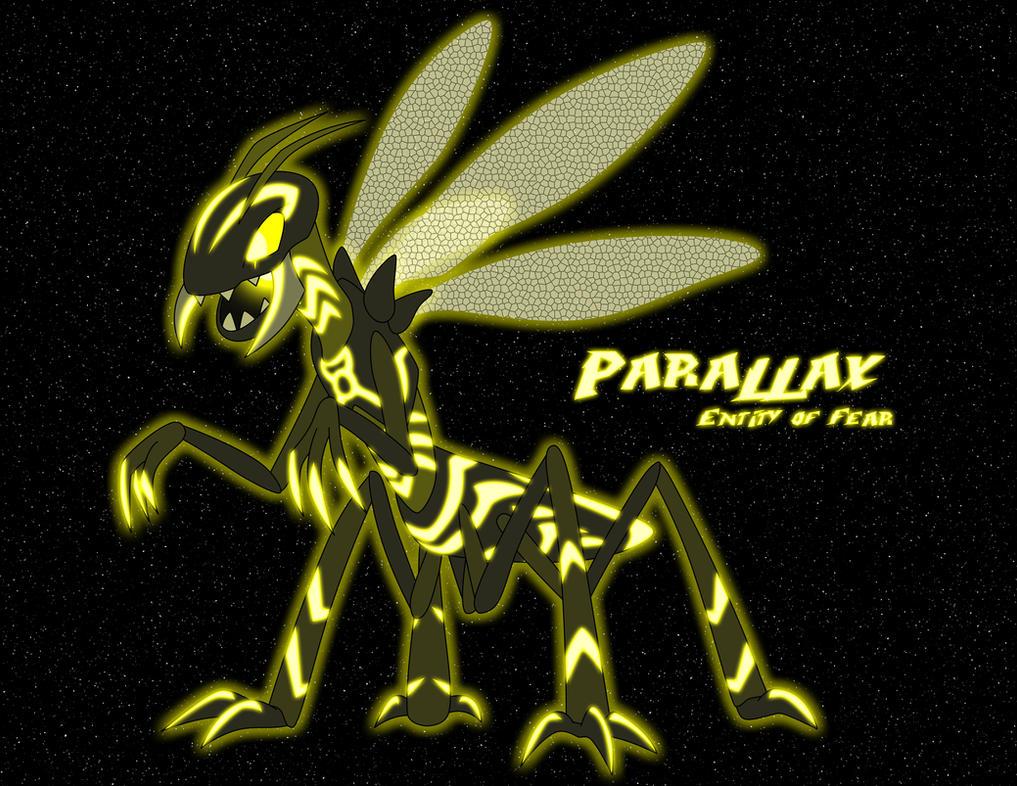 Parallax :Entity of Fear: by Xelku9 on DeviantArt