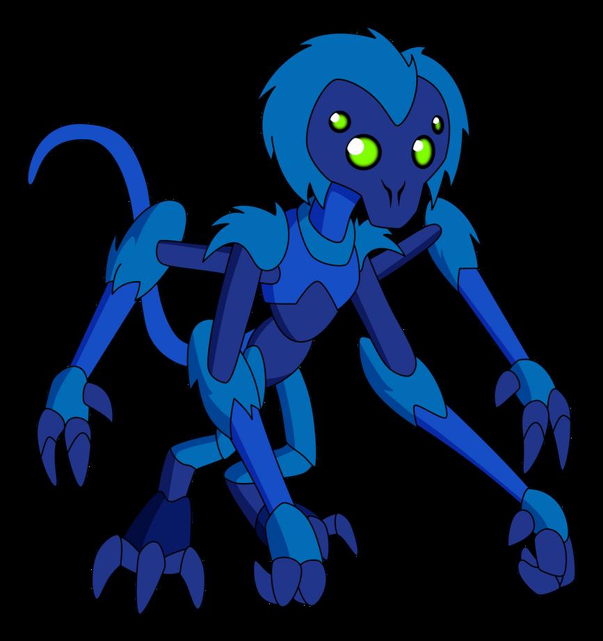 Omnibots: Spidermonkey by Xelku9