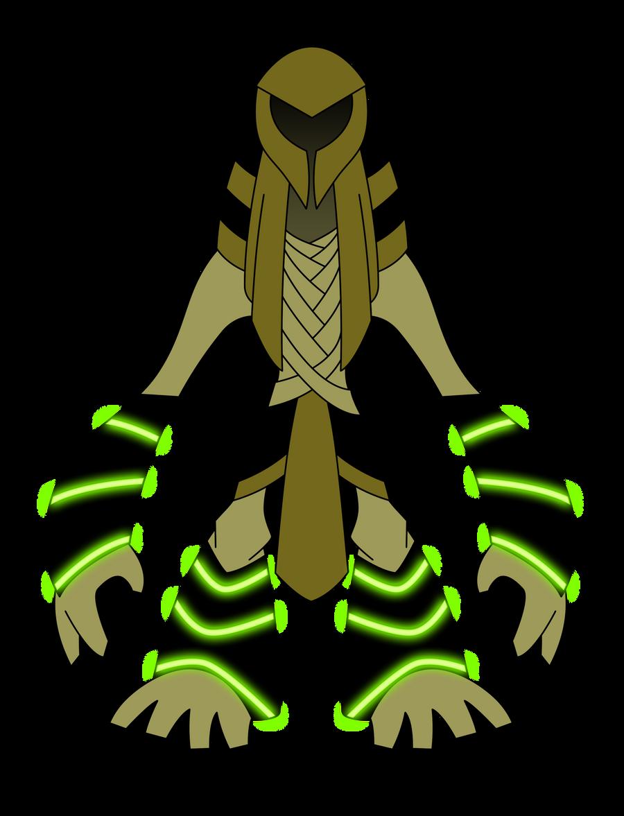 Omnibot: Benmummy by Xelku9