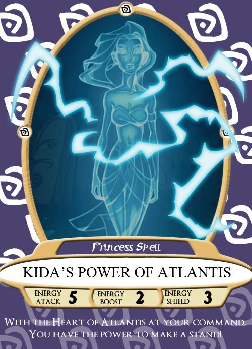 Sorcerers Of The Magic Kingdom Kida By Xelku9 On Deviantart