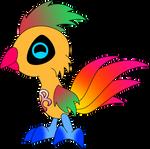 Zodiac Dream Eaters :Spirit Rooster: