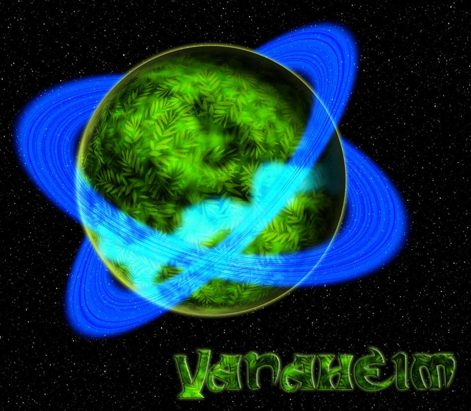 Vanaheim: Home of the Vanir by Xelku9 on DeviantArt  Vanaheim: Home ...