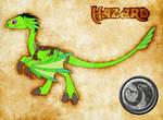 Hazard the Quickfoot Dragon