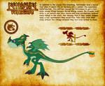 Petrisnipe Dragon