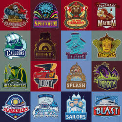 March Magic 2015 :Disneyland teams: