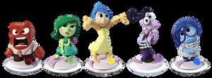 Disney Infinity :Sweet Emotions: