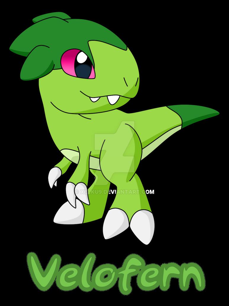 Fakemon Tiny Raptor By Xelku9 On Deviantart