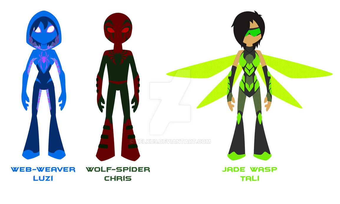 Spider-Man rp costumes by Xelku9 on DeviantArt