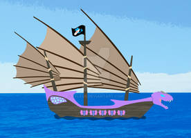 One Piece Ship: The Spitfire