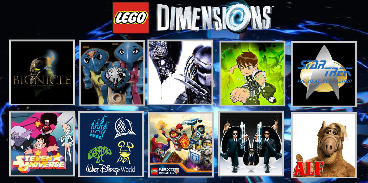Lego Dimensions Back To The Future How To Build