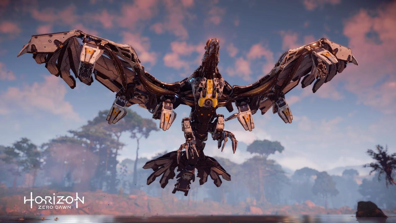 HZD :Stormbird: by Xelku9