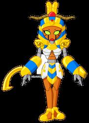 Medabots Hatshepsut Commission