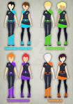 Ilvermorny School Uniform Design