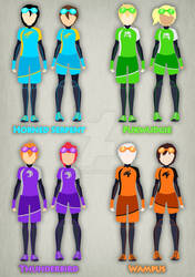Ilvermorny Quidditch Uniform Design