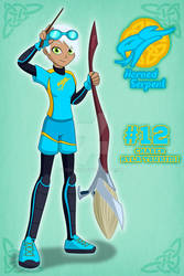 Kyla Tsukimi: Quidditch Chaser