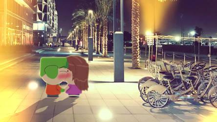 Kyliza In Dubai by Eliza-Cute-SP