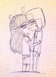 [RQ] Kyliza Sketch by Eliza-Cute-SP