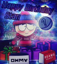 Happy B-day Stan --GIFT-- by Eliza-Cute-SP