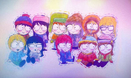 Kids Gangs 14 by Eliza-Cute-SP