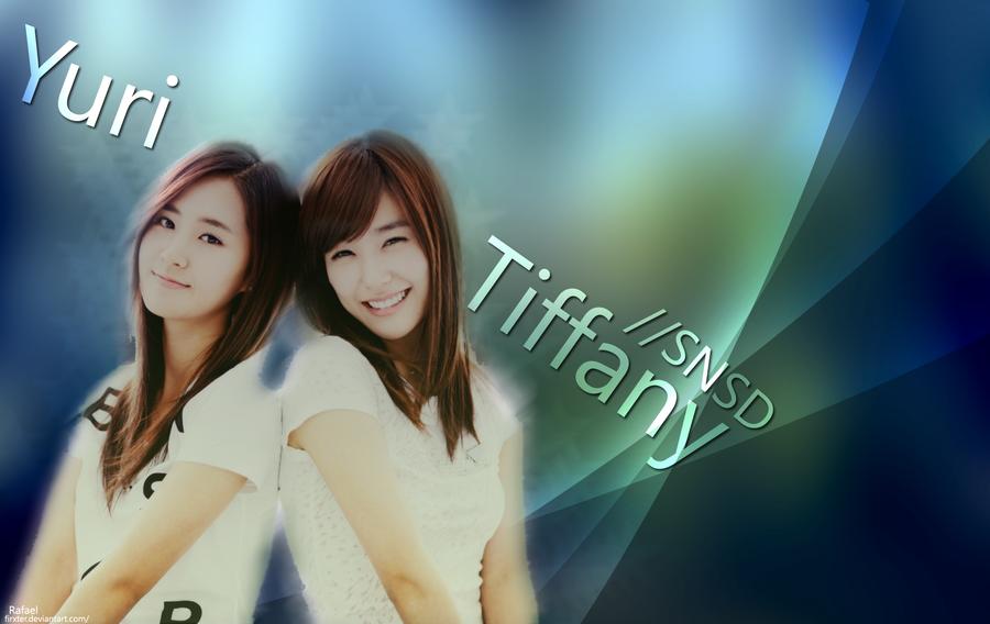 Yuri Tiffany SNSD