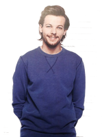 Louis  Tomlinson PNG (2014 - 2015) by WhiteQween