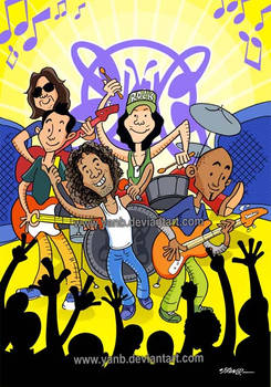 Slank, Indonesian Rock Band