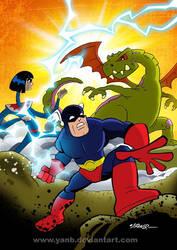 Gundala, Indonesian Super Heroes