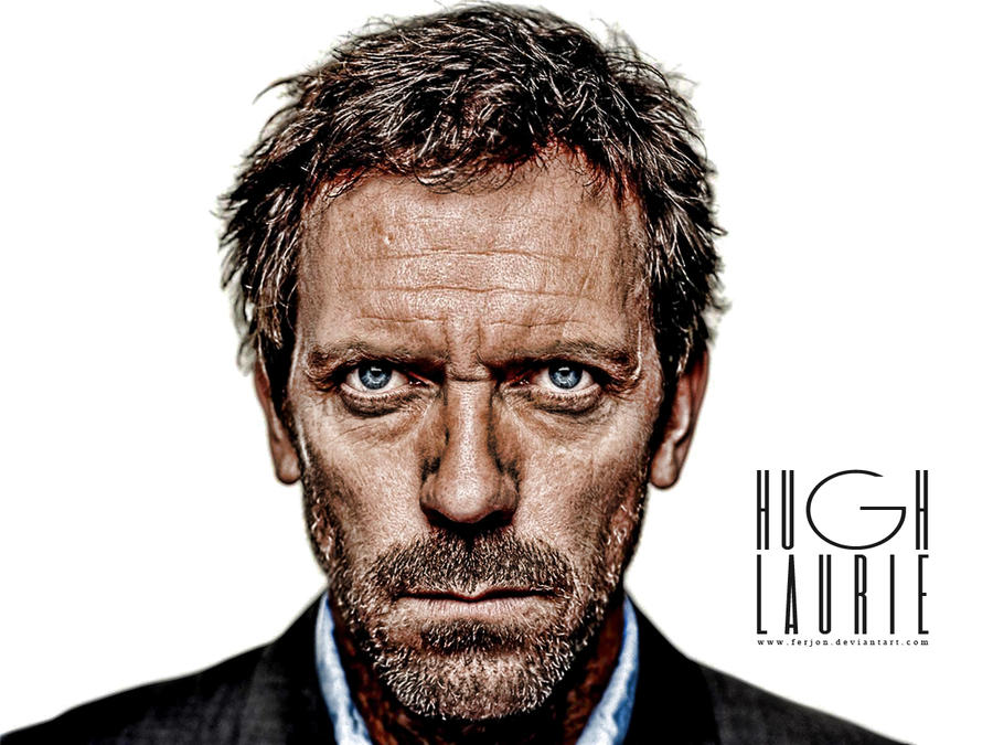 Hugh Laurie HDR