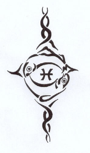 Zodiac Tribe : Pisces 2 by ViandeFroide on DeviantArt