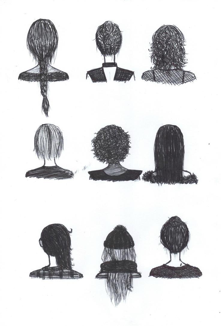 Hair by SasuXLove