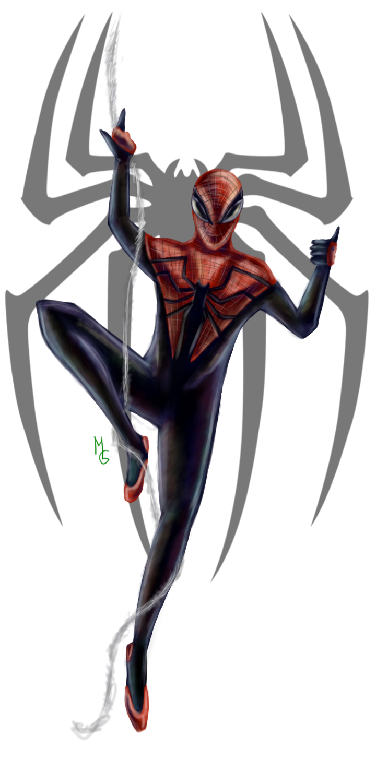 Spiderman By Green-Nightingale On DeviantArt