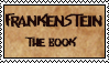 FRANKENSTEIN the book by Green-Nightingale