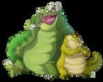 GN february challenge - alligator/crocodile