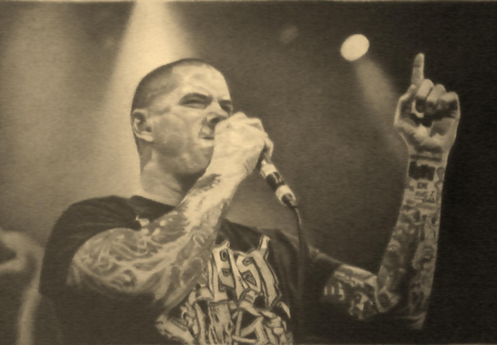 Phil Anselmo by Laveygirl