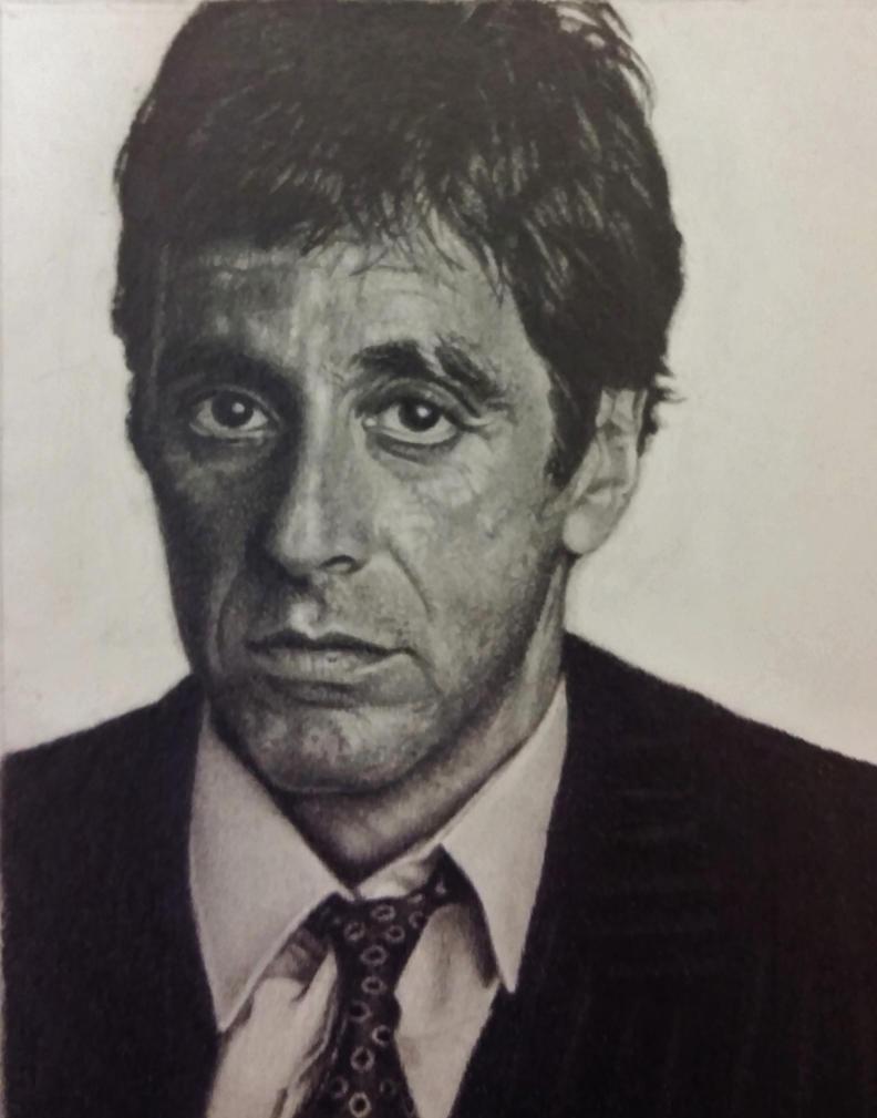 Al Pacino by Laveygirl
