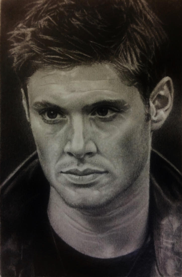 Jensen Ackles by Laveygirl
