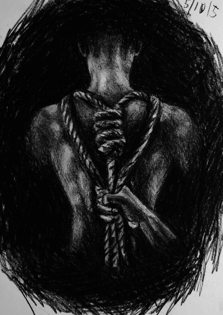 Pain and suffering by Laveygirl
