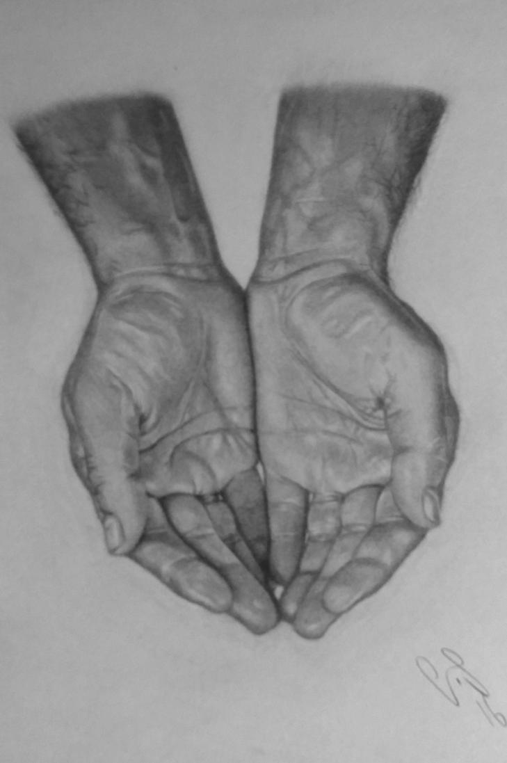 Magic hands by Laveygirl
