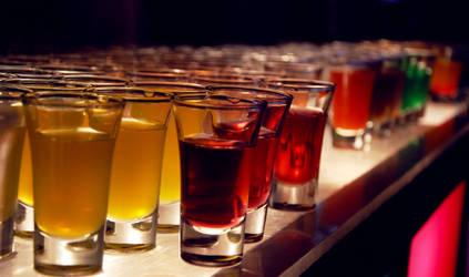Re-edited cocktails by anneskie23