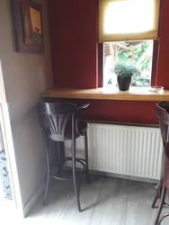 MY corner in bar Trully ..
