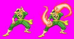 Iron Fist by alan-san