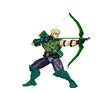 Green Arrow New 52 Costume by alan-san