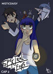 Spektral Fors 2 cover by Misticdaisy
