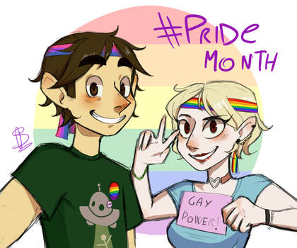 Pride Month 2018 by Misticdaisy