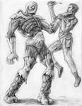 Flesh Golem Brute 2