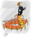 Day 13-Centipede Boss