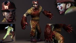Left4Dead2 Zombie project